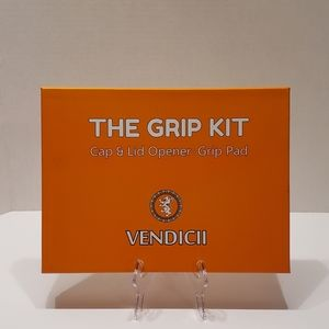 The Grip Kit Cap & Lid Opener Grip Pad